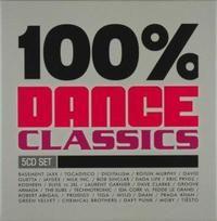 Cover  - 100% Dance Classics