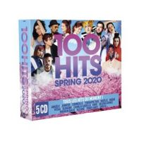 Cover  - 100 Hits Spring 2020