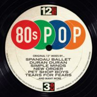 Cover  - 12 Inch Dance - 80s Pop