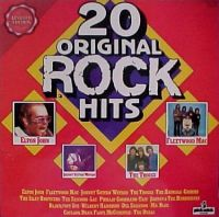 Cover  - 20 Original Rock Hits