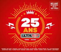 Cover  - 25 ans Ultratop 1995-2020