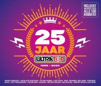Cover  - 25 jaar Ultratop 1995-2020