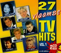 Cover  - 27 Vlaamse TV-hits Vol. 1