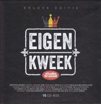Cover  - 30 jaar Studio Brussel - Eigen kweek