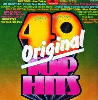 Cover  - 40 Original Top Hits