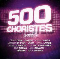Cover  - 500 Choristes Vol. 2