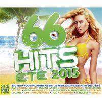 Cover  - 66 hits été 2015