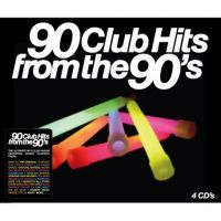Cover  - 90 Club Hits From The 90's
