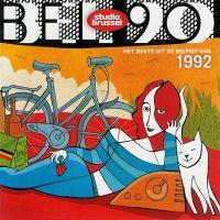 Cover  - Bel 90 - Het beste uit de Belpop van 1992