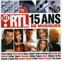 Cover  - Bel RTL: 15 ans de musiques
