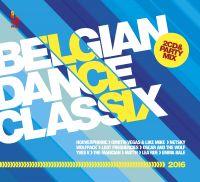 Cover  - Belgian Dance Classix 2016