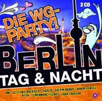 Cover  - Berlin - Tag & Nacht - Die WG-Party!