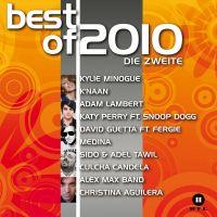 Cover  - Best Of 2010 - Die Zweite
