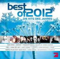 Cover  - Best Of 2012 - Hits des Jahres