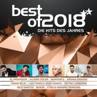Cover  - Best Of 2018 - Die Hits des Jahres