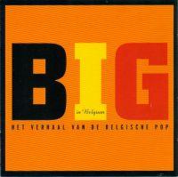 Cover  - Big In Belgium - Het verhaal van de Belgische pop