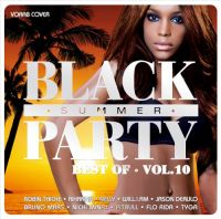 Cover  - Black Summer Party - Best Of - Vol. 10