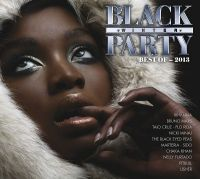 Cover  - Black Winter Party - Best Of - 2013