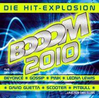 Cover  - Booom 2010 - Die Hit-Explosion