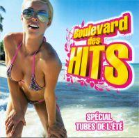 Cover  - Boulevard des hits - Spécial tubes de l'été
