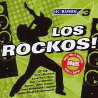 Cover  - BR Bayern 3 - Los Rockos!