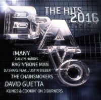 Cover  - Bravo - The Hits 2016