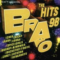 Cover  - Bravo - The Hits 98
