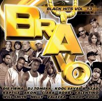 Cover  - Bravo Black Hits Vol. 13