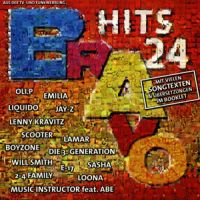 Cover  - Bravo Hits 24