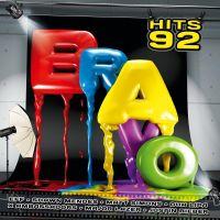 Cover  - Bravo Hits 92