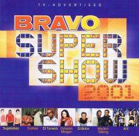 Cover  - Bravo Super Show 2001