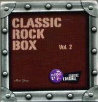 Cover  - Classic 21 - Classic Rock Box Vol. 2