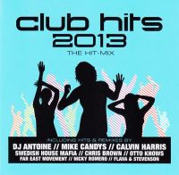 Cover  - Club Hits 2013 - The Hit Mix