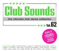 Cover  - Club Sounds Vol. 62