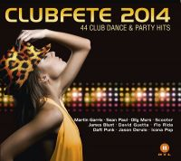 Cover  - Clubfete 2014