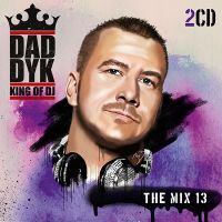 Cover  - Daddy K - The Mix 13