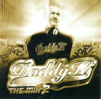 Cover  - Daddy K - The Mix 2
