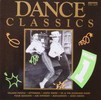 Cover  - Dance Classics Volume 1