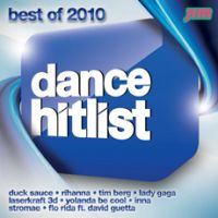 Cover  - Dance Hitlist - Best Of 2010