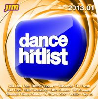 Cover  - Dance Hitlist 2013.01