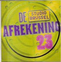 Cover  - De Afrekening 23