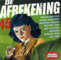 Cover  - De Afrekening 45