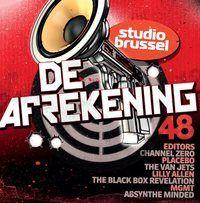 Cover  - De Afrekening 48