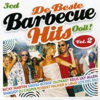 Cover  - De beste barbecue hits ooit! vol. 2