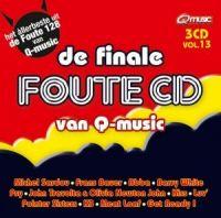 Cover  - De Finale Foute CD van Q-music vol. 13