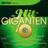 Cover  - Die Hit-Giganten - Disco Hits