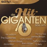 Cover  - Die Hit-Giganten - Soul Hits