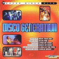 Cover  - Disco Generation - 2 CD-Box