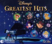 Cover  - Disney's Greatest Hits
