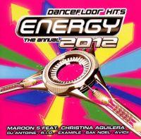 Cover  - Energy 2012 - The Annual Dancefloor Hits